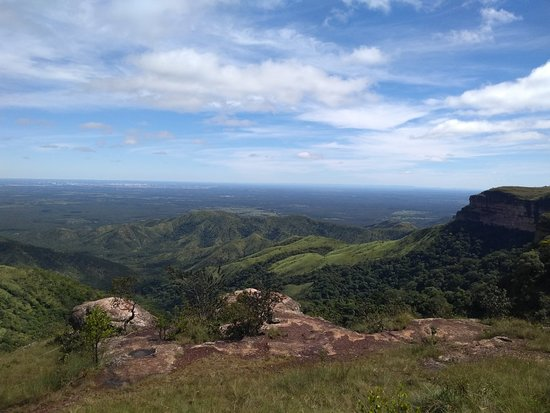 Alto do Ceu Lookout