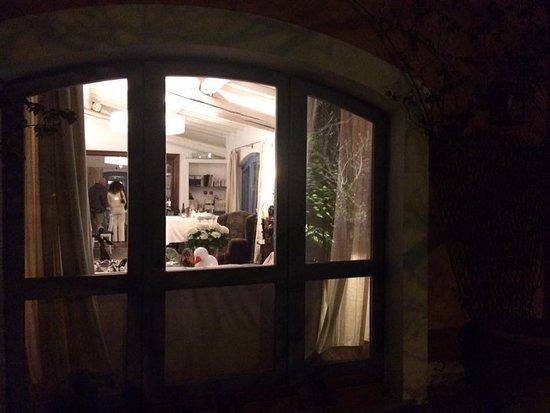 Fortunago, Włochy: scorcio interno
