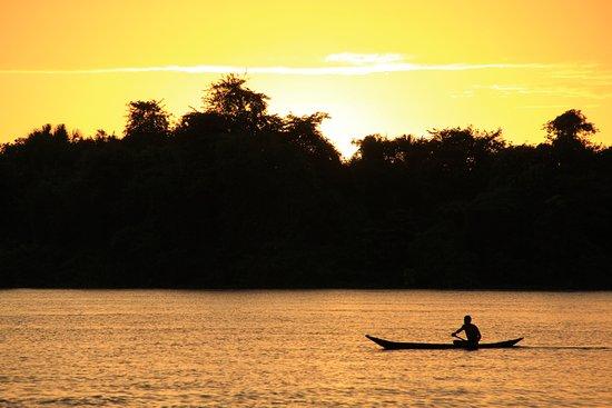 Orinoco Delta, Venezuela: Orinoco in Canoa