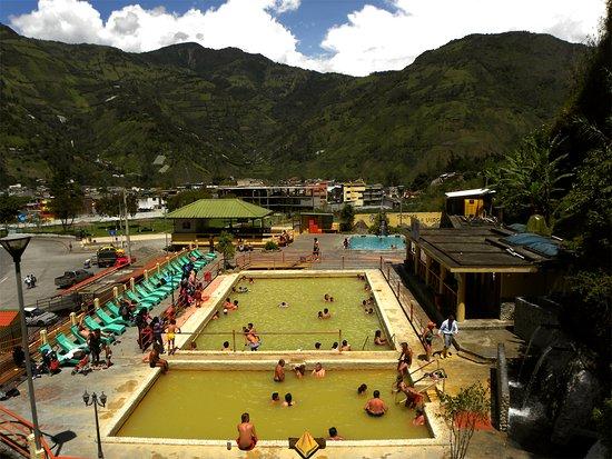 Los Rios Hotel: Cañas de Baños de Agua Santa