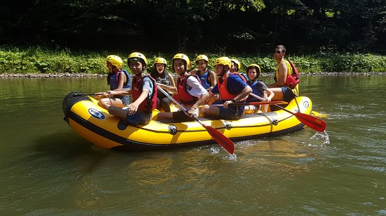 Rafting DUNAJEC: Israel trip :) www.raftingdunajec.sk