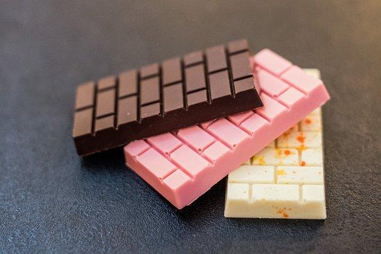 Chocofacture: táblás csokoládék