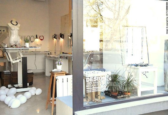 DETOX DESIGN: Visit our beloved flagship DETOXDESIGN boutique: Dobra Street No.13 / Warsaw / Poland
