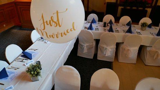 De Theetuin Rijsoord: trouwzaal