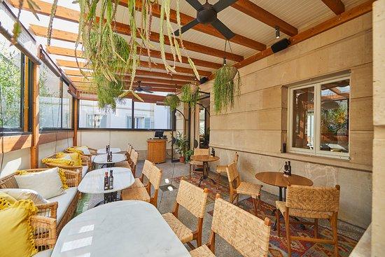 M House Café Bistró: Hibernadero M House