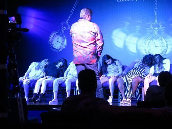 Hypno Jimbo Entertainment Watch From The Aunce Or Come Up On Stage To Be