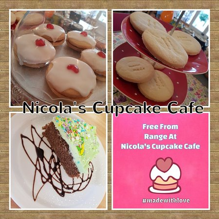 Nicolas Cupcake Cafe