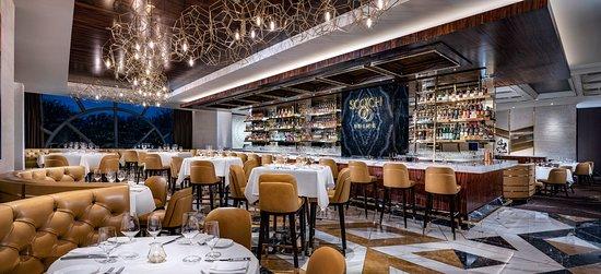 Scotch 80 Prime: Bar & Dining Room