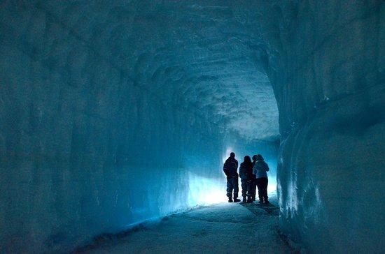 Langjokull Glacier : Tour inside the glacier