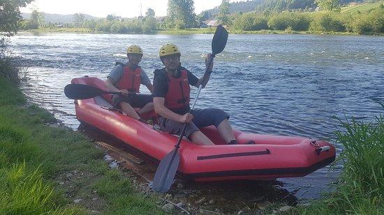 Rafting DUNAJEC: www.raftingdunajec.sk