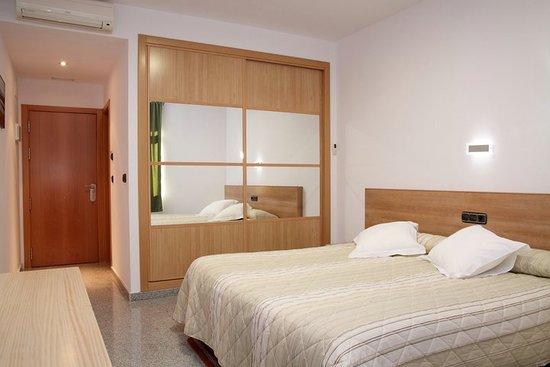 Hotel Albanta : Habitación 6