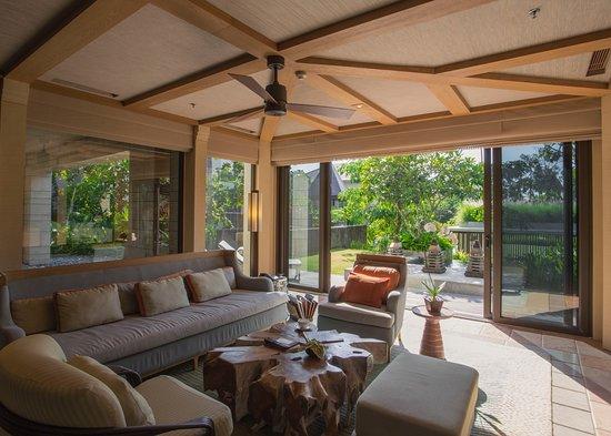 The Ritz-Carlton, Bali: Garden Villa With Private Pool Living Area