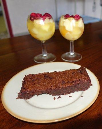 Gite d'Etape U Fragnonu: Les desserts