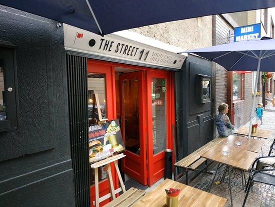 The Street Burgers and Cocktail Bar Prague 1 Foto