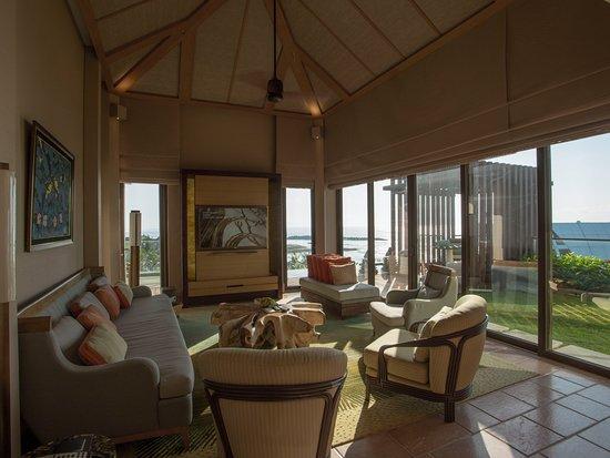 The Ritz-Carlton, Bali: Sky Villa With Private Pool 2 Bedroom Living Area