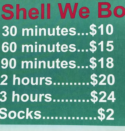 Shell We Bounce Trampoline Park照片
