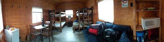 Sturgeon Woods Campground & Marina: Cabin