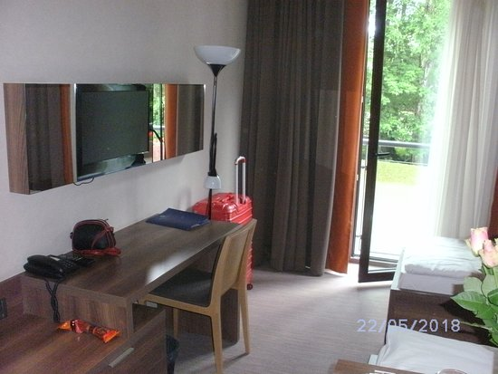 River Style Hotel & SPA: Zimmer 016