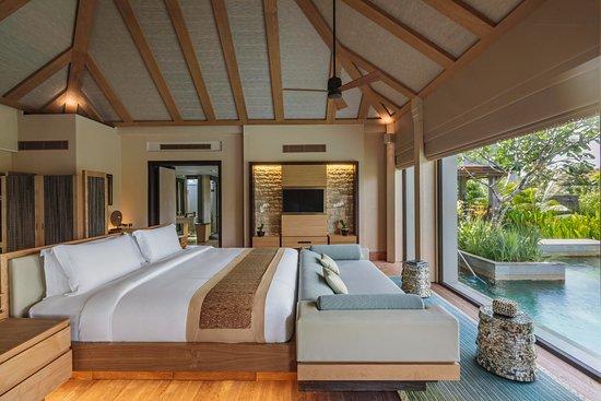 The Ritz-Carlton, Bali: The Ritz-Carlton Cliff Villa With Private Pool 3 Bedroom