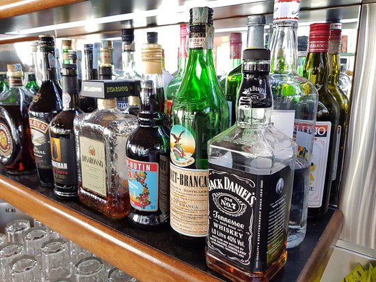 Bar Cremeria Vittoria: I nostri alcolici