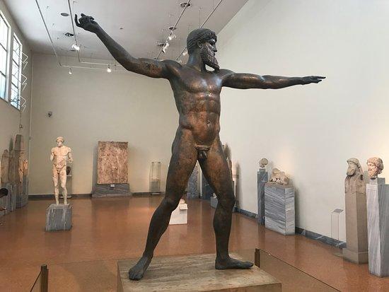Εθνικό Αρχαιολογικό Μουσείο: Zeus / Poseidon