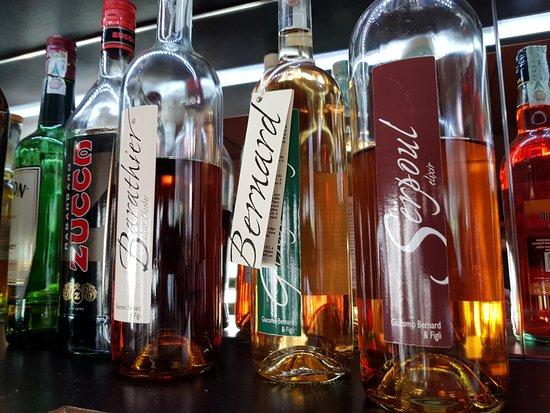 Bar Cremeria Vittoria: Bottiglie
