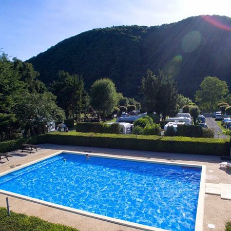 Mesenich, Germany: Family Camping