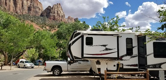 Zion Canyon Campground: 20180528_155231_large.jpg