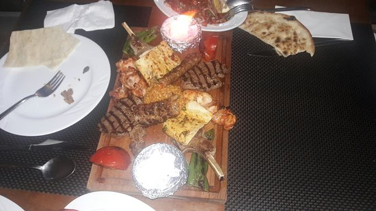 Deluxe Golden Horn Terrace Restaurant Photo