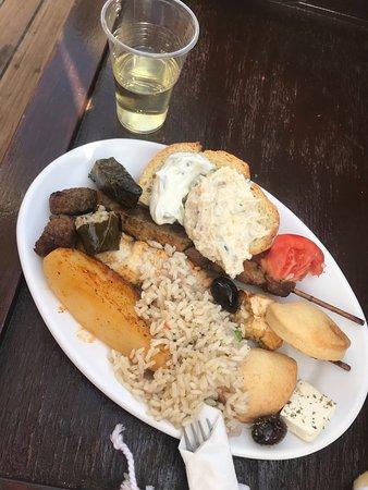 Bella Aurora & Thalassa: The homemade Greek dinner!
