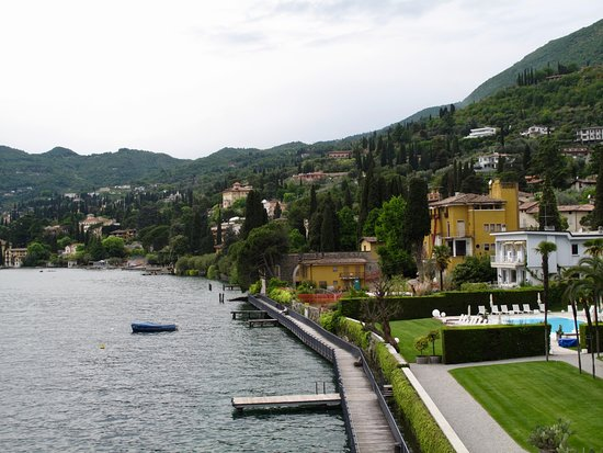 Bellariva Hotel: View from Deck