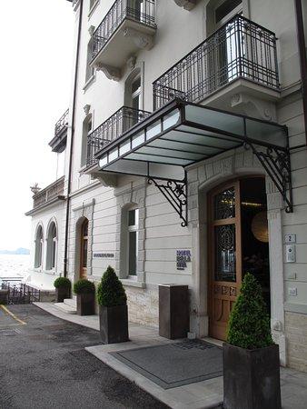 Bellariva Hotel: Entrance