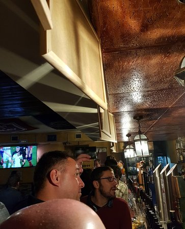 Gay Madrid & the Chueca District: Beerhouse near Chueca neighbourhood