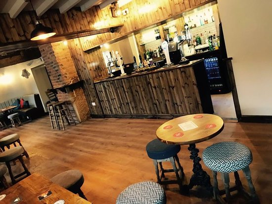 The Wentworth Arms: Wentworth Arms modern pub with great food
