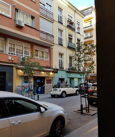 Gay Madrid & the Chueca District: Beerhouse near Chueca neighbourhood