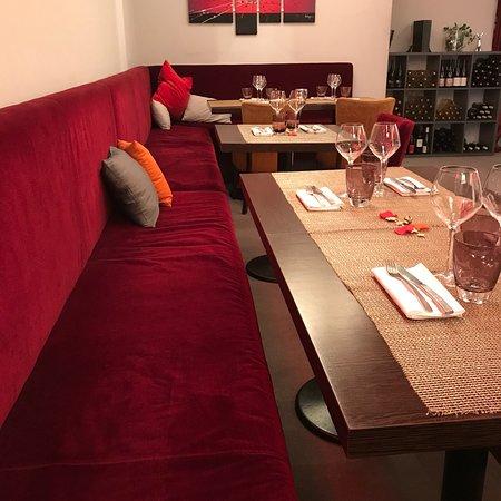 La Table du Fort Restaurant Marseille Vieux Port照片