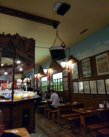 Gay Madrid & the Chueca District: Bar L'Europe near Chueca neighbourhood