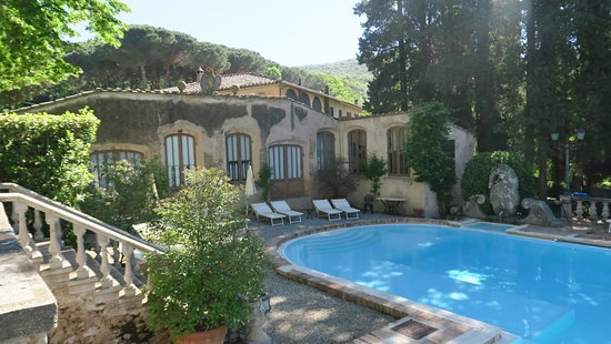 Pievescola, Italia: la piscine