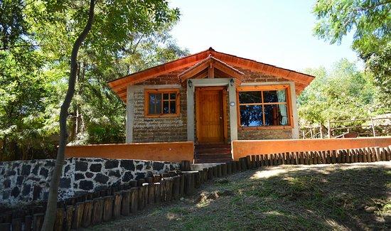 San Martin Texmelucan de Labastida, Mexico: Cabañas