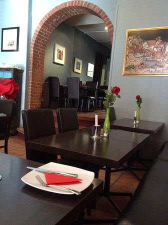 Great India: Ресторан внутри