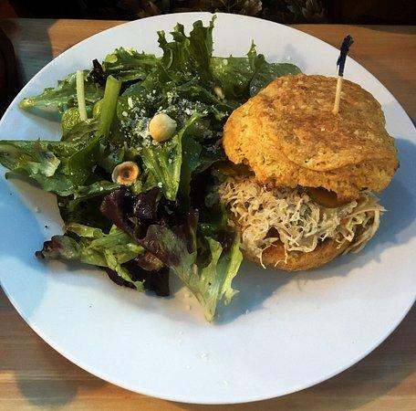 Kale Salad Review Of Little Griddle Portland Or