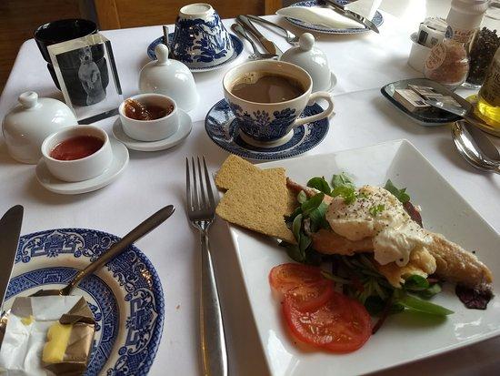Castle View Guesthouse: Breakfast!!