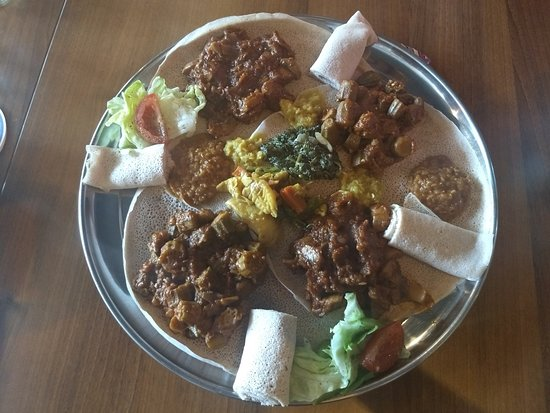 Gezana Eritrean Restaurant ภาพถ่าย
