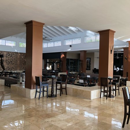 Occidental Punta Cana: Sam Hotel ok- obsluga, szczegolnie recepcja- dramat!