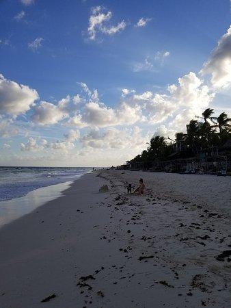 Papaya Playa Project: Beautiful beach at Papaya Playa