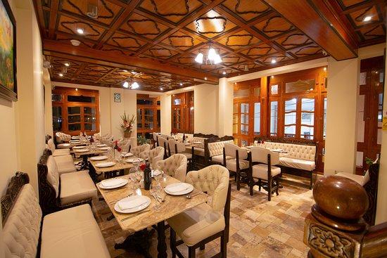 Apu Inti Restaurante : our restaurant