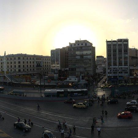 Port of Piraeus ภาพถ่าย