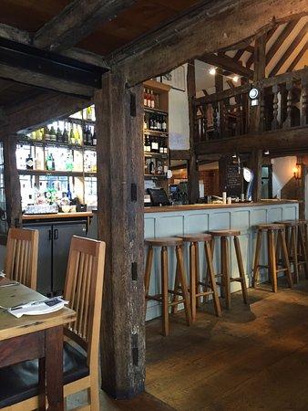 Loch Fyne - Winchester: Bar