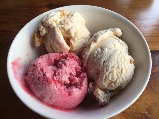 Loch Fyne - Winchester: Ice cream