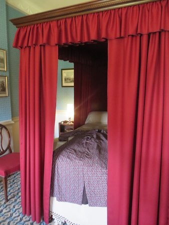 No. 1 Royal Crescent: Camera da letto